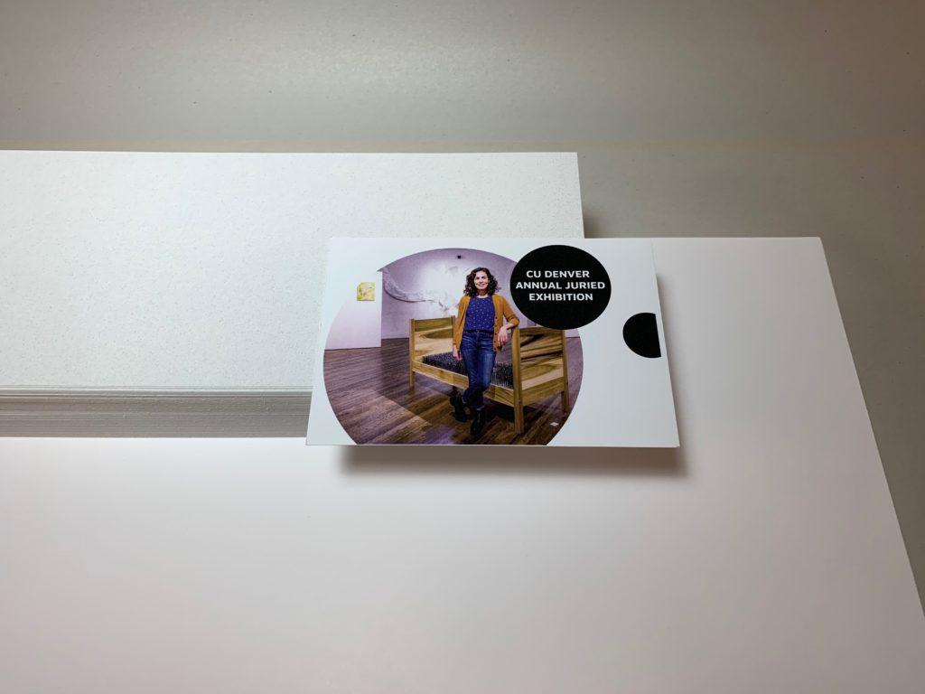 CU Denver - Promotional Card 1