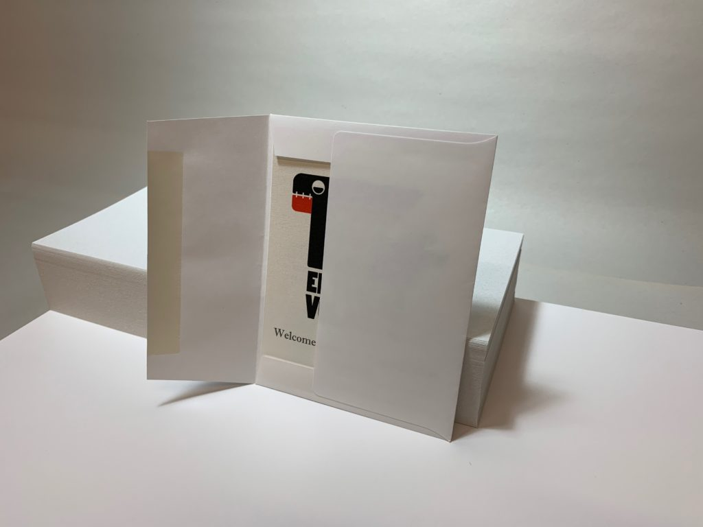 Su Teatro - Folded Card 1