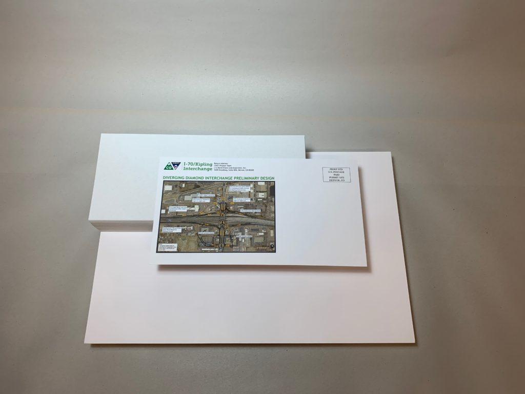 CO Department of Transportation - Postcard 2