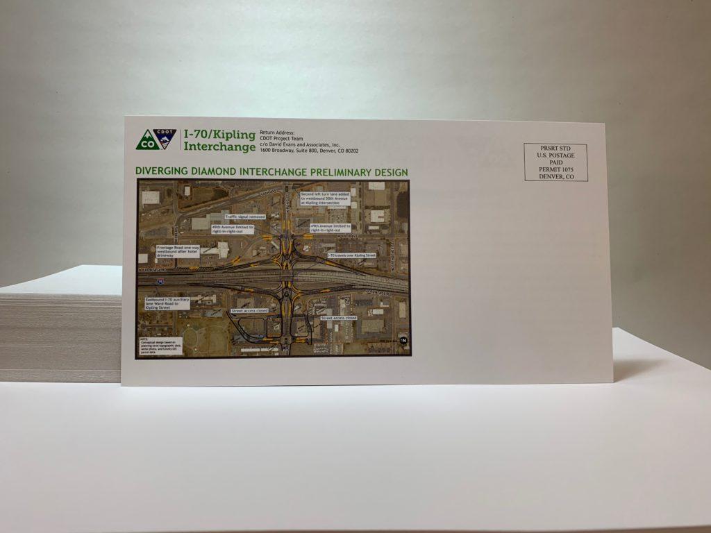 CO Department of Transportation - Postcard 1