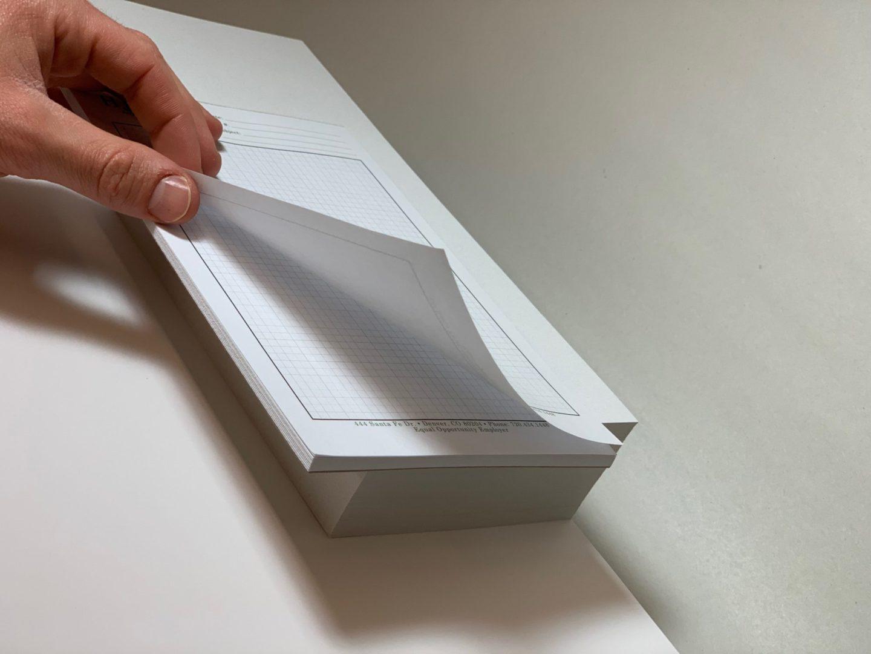 HJR - Notepad Book 1