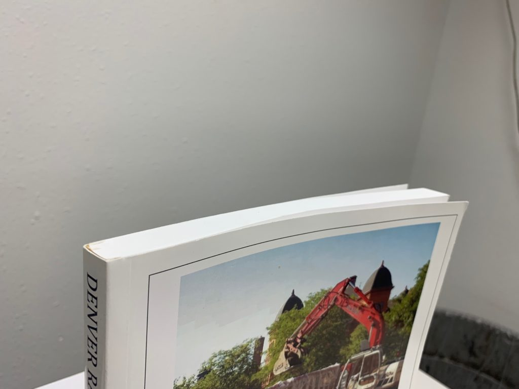 Large Book With UV Coated Cover