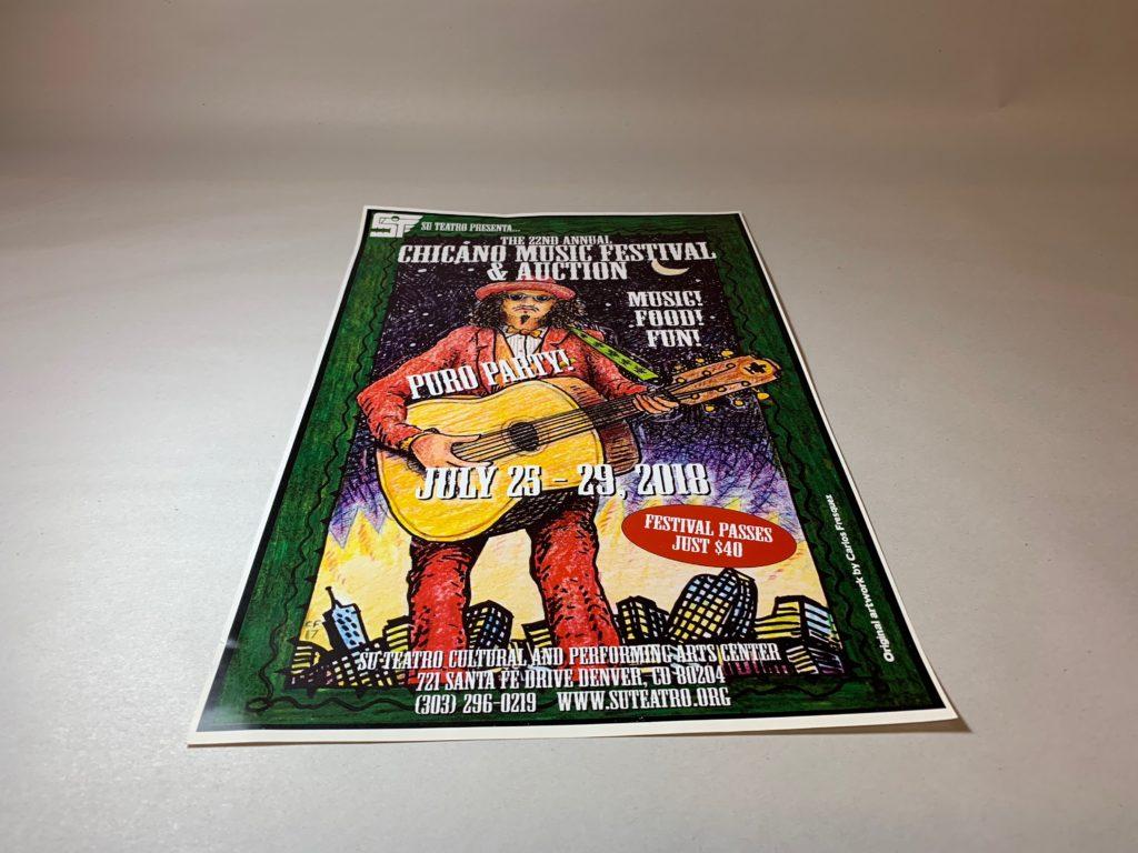 Standard Poster
