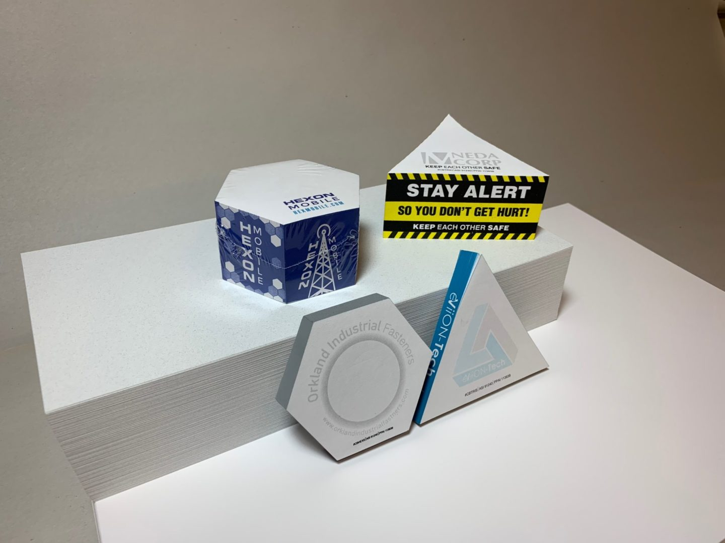 Promotional Post-It Notes