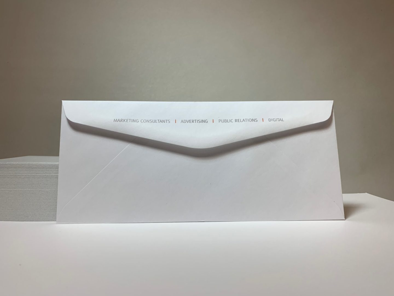 Envelope #10 - 1